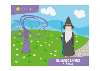 El Mago Lineus - 4-5 años